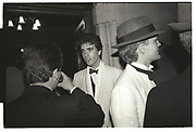 DARIUS GUPPY, OXFORD UNION, May 1985