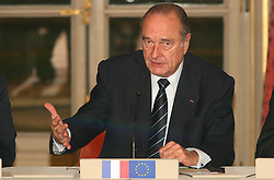 September 21, 2016 - Paris, IDF, France - Jacques Chirac  (Credit Image: © Visual via ZUMA Press)