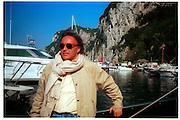 Diego la Valle. Capri, May 1997, © Copyright Photograph by Dafydd Jones 66 Stockwell Park Rd. London SW9 0DA Tel 020 7733 0108 www.dafjones.com