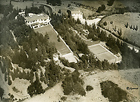 1932 Residence of Charles Chaplin in Beverly Hills