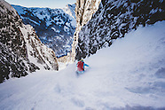 Benson and Hedges Couloir