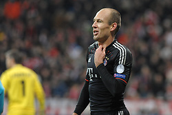 07-11-2012 VOETBAL: UEFA CLFC BAYERN MUNCHEN - OSC LILLE: MUNCHEN<br /> Arjen ROBBEN<br /> ***NETHERLANDS ONLY***<br /> ©2012-FotoHoogendoorn.nl
