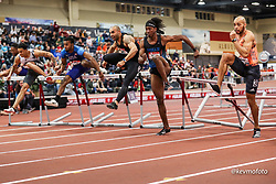 2020 USATF Indoor Championship<br /> Albuquerque, NM 2020-02-15<br /> photo credit: © 2020 Kevin Morris<br /> mens 60m hurdles final