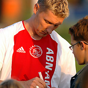 NLD/Hilversum/20060920 - Jubileumwedstrijd VV Altius - Lucky Ajax, Dennis Gerritsen