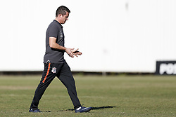 July 17, 2018 - SãO Paulo, Brazil - SÃO PAULO, SP - 17.07.2018: TREINO DO CORINTHIANS - Osmar Loss during the training of Corinthians held at CT Dr. Joaquim Grava, East Zone of São Paulo. The team prepares for the confrontation against Botafogo, valid for the 13th round of the 2016 Brasileirão. (Credit Image: © Marco GalvãO/Fotoarena via ZUMA Press)