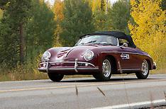 102-1957 Porsche 356A Carrera Speedster