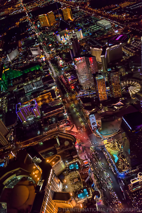 Above the Strip