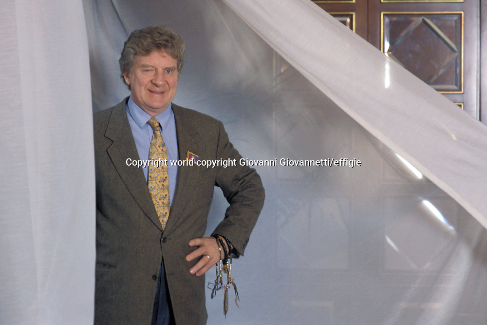 Robert Thurman<br />world copyright Giovanni Giovannetti/effigie / Writer Pictures<br /> <br /> NO ITALY, NO AGENCY SALES / Writer Pictures<br /> <br /> NO ITALY, NO AGENCY SALES