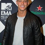 NLD/Amsterdam/20151012 - MTV EMA Pre Party, Ferry Doedens
