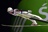 Hopp<br /> FIS World Cup<br /> Wisla Polen<br /> November 2017<br /> Foto: Gepa/Digitalsport<br /> NORWAY ONLY<br /> <br /> WISLA,POLAND,18.NOV.17 - NORDIC SKIING, SKI JUMPING - FIS World Cup, large hill, team event, men. Image shows Anders Fannemel (NOR). Photo: GEPA pictures/ Wrofoto/ Piotr Hawalej - ATTENTION - NO USAGE RIGHTS FOR POLISH CLIENTS.