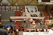 DESCRIZIONE : Pistoia Lega serie A 2013/14 Giorgio Tesi Group Pistoia Victoria Libertas Pesaro<br /> GIOCATORE : pubblico<br /> CATEGORIA : tifosi pesaro<br /> SQUADRA : Victoria Libertas Pesaro <br /> EVENTO : Campionato Lega Serie A 2013-2014<br /> GARA : Giorgio Tesi Group Pistoia Victoria Libertas Pesaro<br /> DATA : 24/11/2013<br /> SPORT : Pallacanestro<br /> AUTORE : Agenzia Ciamillo-Castoria/GiulioCiamillo<br /> Galleria : Lega Seria A 2013-2014<br /> Fotonotizia : Pistoia Lega serie A 2013/14 Giorgio Tesi Group Pistoia Victoria Libertas Pesaro<br /> Predefinita :