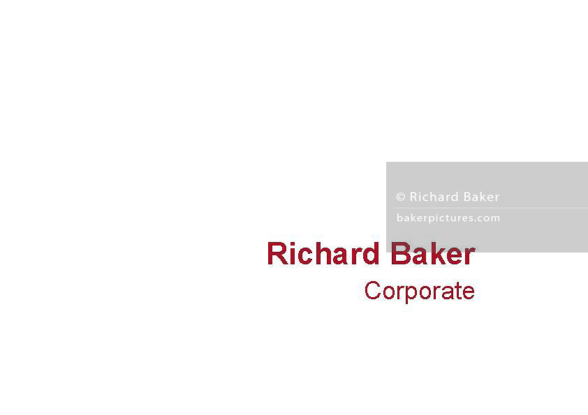 A 75-page introduction of corporate images by the English photographer Richard Baker. This is a Corporate A3 print and PDF folio. The following pictures are from 'The Pleasures and Sorrows of Work', a book published in April 2009 by the writer Alain de Botton. His essays and Richard Baker's photography explore occupations, industry and landscape. It covers subjects such as the world of logistics warehouses; career counselling; the landscapes of electricity transmission; the business of river shipping; accountancy; tuna fishing; English couture; biscuit manufacturing; the science of launching rockets and a cross-section of 35mm more editorial thumbnails on pages 72/73 with About Me and Contact details on page 74 of this booklet.