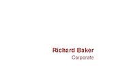 Corporate and editorial portfolios