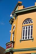 Ponte Nova_MG, Brasil...Detalhe arquitetonico de uma fachada no centro historico da cidade de Ponte Nova...The architectural detail of facade in the historical centre in Ponte Nova...Foto: BRUNO MAGALHAES / NITRO