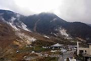 Japan, Hakone, Hot Water Spring