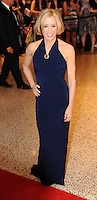 Felicity Huffman arrives for the White House Correspondents Dinner in Washington, DC