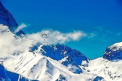 October 14, 2017 - Alps | Alpes, France | France - Winter sport | Sport d'hiver  14/10/2017 (Credit Image: © Patrick Lefevre/Belga via ZUMA Press)