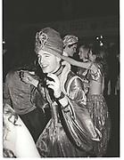 PIETROJAN GILARDINI,  Sultans Ball, Oxford Town Hall, 10 March 1986.