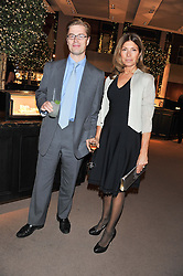 TOM & EVE HENDERSON at a dinner hosted by Asprey for The Woodland Trust in support of the Jubilee Woods Project, held at Asprey, 167 New Bond Street, London on 22nd November 2012.