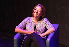 Kezia Dugdale at the Fringe, Edinburgh, 14 August 2019