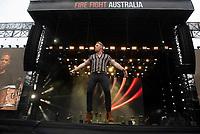Ronan Keating at Fire Fight Australia at the  ANZ Stadium Sydney Australa 16 Feb 2020 Photo BY Rhiannon Hopley