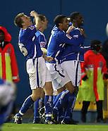 Millwall v Carlisle United 251108
