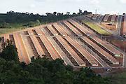 Varginha_MG, Brasil.<br /> <br /> Casas populares em Varginha, Minas Gerais.<br /> <br /> Housing state in Varginha, Minas Gerais.<br />  <br /> Foto: RODRIGO LIMA / NITRO