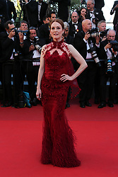 Julianne Moore arriving at Les Fantomes d'Ismael screening and opening ceremony held at the Palais Des Festivals in Cannes, France on May 17, 2017, as part of the 70th Cannes Film Festival. Photo by David Boyer/ABACAPRESS.COM