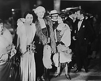 1927 Premiere of King of Kings at Grauman's Chinese Theater