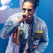 NLD/Amsterdam/20190212- Uitreiking Edison Pop 2019, rapper Jonna Fraser