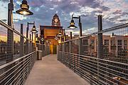 Grossmont Transit Center at Sunset