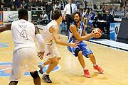 DESCRIZIONE : Caserta Lega A 2015-16 Pasta Reggia Caserta Betaland Capo d'Orlando<br /> GIOCATORE : Gianluca Basile<br /> CATEGORIA : palleggio<br /> SQUADRA : Betaland Capo d'Orlando<br /> EVENTO : Campionato Lega A 2015-2016 <br /> GARA : Pasta Reggia Caserta Betaland Capo d'Orlando<br /> DATA : 08/11/2015<br /> SPORT : Pallacanestro <br /> AUTORE : Agenzia Ciamillo-Castoria/A. De Lise <br /> Galleria : Lega Basket A 2015-2016 <br /> Fotonotizia : Caserta Lega A 2015-16 Pasta Reggia Caserta Betaland Capo d'Orlando