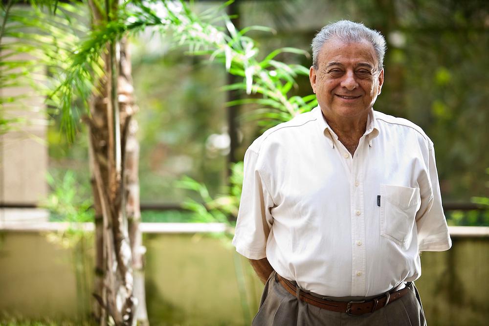Nova Lima_MG, Brasil...Alysson Paulinelli ex Ministro da Agricultura...Alysson Paolinelli ex Minister of Agriculture...Foto: JOAO MARCOS ROSA  /NITRO..