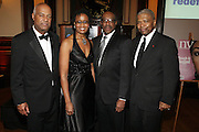 l to r: Noel Hankin, Arva Rice, Larry Dais, and Joseph L. Searles at The 2009 NV Awards: A Salute to Urban Professionals sponsored by Hennessey held at The New York Stock Exchange on February 27, 2009 in New York City. ....