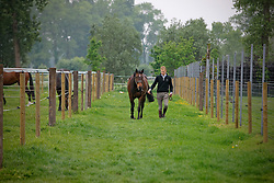 Van Bunder<br /> Stal 't Merelsnest - Ursel 2010<br /> © Dirk Caremans