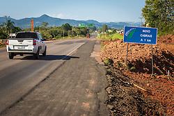 Banco de imagens das rodovias administradas pela EGR - Empresa Gaúcha de Rodovias. RSC-287 - Obras em execução em Novos Cabrais - Candelária. FOTO: Jefferson Bernardes/ Agencia Preview