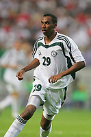 Talal Al Meshal (KSA), <br /> AUGUST 17, 2005 - Football : <br /> 2006 FIFA World Cup Asian Qualifiers, Group A,  <br /> between Korea 0-1 Saudi Arabia <br /> at Seoul World Cup Stadium, Soul, Korea.  <br /> (Photo by AFLO/Digitalsport<br /> Norway only