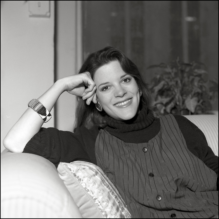 Marianne Williamson photographed in January 1990 at The Manhattan Center for Living.<br /> <br /> Marianne  Williamson is an American author, spiritual leader, politician, and activist. She is the founder of Project Angel Food, a volunteer food delivery program that serves home-bound people with HIV/AIDS and other life-threatening illnesses.  In 1987 she created the Center for Living and began helping many patients afflicted with HIV/AIDS. The Center provided services such as house-cleaning, meditation, massage and community support throughout Los Angeles. In 1989, Williamson opened another Center for Living in New York - The Manhattan Center For Living.