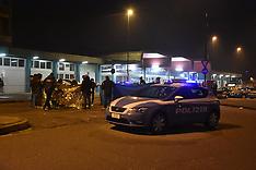 Milan - Berlin's Attack Terrorist Anis Amri Shot Dead - 23 Dec 2016