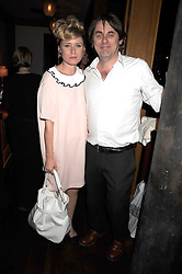 """Singer ROISIN MURPHY and    at a party and exclusive private view of 'Naked Portrait With Reflection"""" by Lucian Freud hosted by Christie's held at 17 Berkeley Street, London on 17th June 2008.<br /><br />NON EXCLUSIVE - WORLD RIGHTS"""
