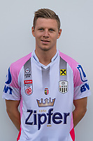 Download von www.picturedesk.com am 16.08.2019 (13:58). <br /> PASCHING, AUSTRIA - JULY 16: Maximilian Ullmann of LASK during the team photo shooting - LASK at TGW Arena on July 16, 2019 in Pasching, Austria.190716_SEPA_19_003 - 20190716_PD12489