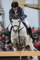 Hanley Cameron (IRL) - Dundee vd Dwerse Hagen<br /> Longines Global Champions Tour of Antwerpen 2014<br /> © Dirk Caremans