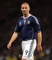 Football - UEFA Euro 2012 Qualifier - Scotland v Liechtenstein<br /> <br /> Scotland's Kenny Miller during the Scotland v Liechtenstein UEFA Euro 2012 Qualifier, Hampden Park