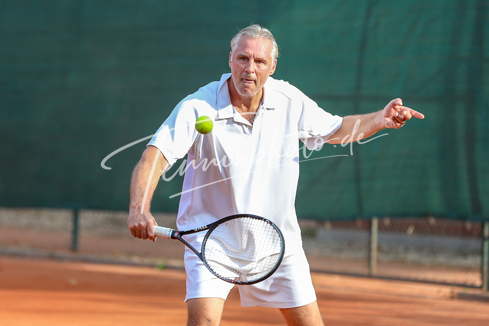 Thomas Weinert (TC 1899 Blau-Weiss Berlin), Grunewald Open 2018 - Senioren, Finals, Berlin, 16.09.2018, Foto: Claudio Gärtner