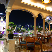 Roof Top Bar Of Rex Hotel, Ho Chi Minh, Vietnam