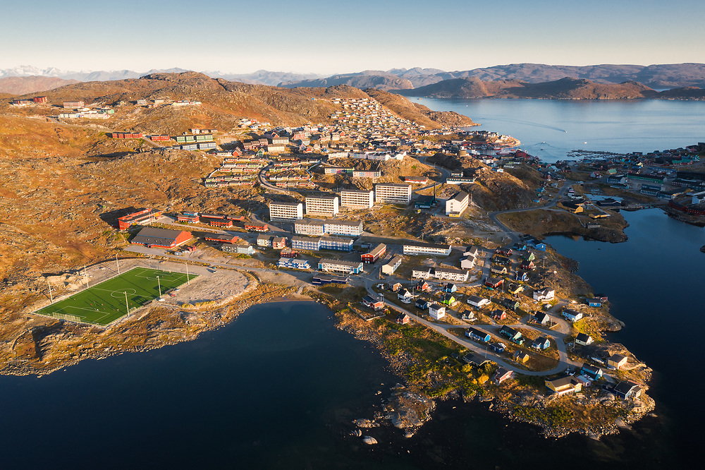 Qaqortoq, South Greenland