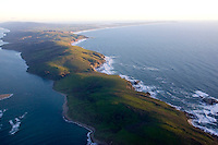 Point Reyes & Tomales Bay looking southwest
