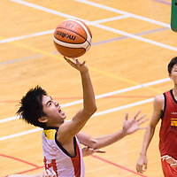 2016 National Schools Basketball