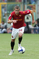 Fotball<br /> Italia<br /> Foto: Inside/Digitalsport<br /> NORWAY ONLY<br /> <br /> Jeremy Menez (Roma)<br /> <br /> 28.09.2008<br /> Serie A<br /> Roma vs Atalanta 2-0