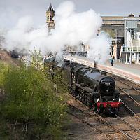 The Great Britain X Steam Tour